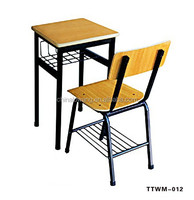 student desk and chair,school furniture,student table and chair
