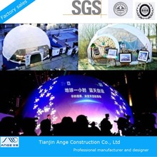 Customized large dome warehouse tent, tent warehousoe for sale