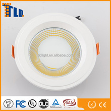 CE ROHS approval cheap led downlight price, led downlight 12w cob recessed downlight
