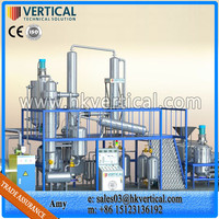 VTS-DP Used Engine Oil Refining Machine Oil Reconditioning Plant
