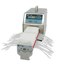 Lead Fluid large torque Peristaltic Pump BT100S-1-DG-24 drive 24 heads,max flow26ml/min