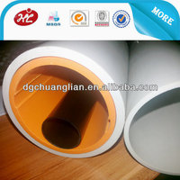 CHEAP but good quality eco friendly 80mm plastic tube with 1.5/ 2 /2.5/4mm wall