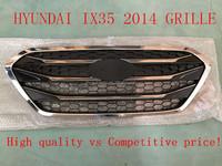 auto parts for ix35 Tucson front CHROME grille,ix35 grille Korean car accessories