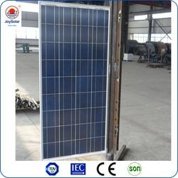 Best price high efficiency mono or poly solar panels 100 watt