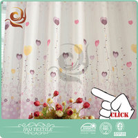 2016 New Style hot selling Factory price decorative window shade curtains