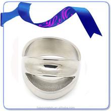 fashion stainless steel jewelryv unique custom free lip rings