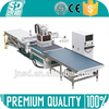 High Quality Cnc Round Rail Woodworking Machine CNC Furniture Production Line With Fully Automatic