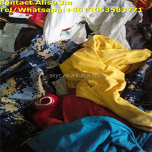 second hand items women used Silk clothing in China