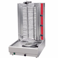 2015 New Commercial Stainless Steel Electric Shawarma Machine