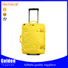 Happy 2016 new year promotion soft luggage young girls and boys travel luggage bag