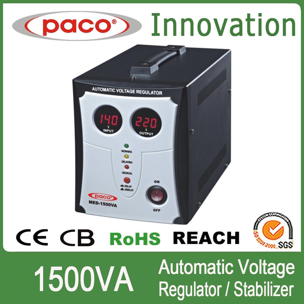 220vac Stabilizer Single Phase 1500va 1 5kva Buy 220vac