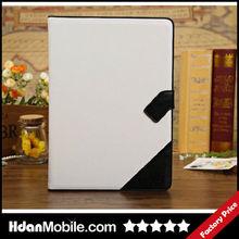 Dual Color Mobile Phone Leather Case for ipad mini 2 Phone Skin Case