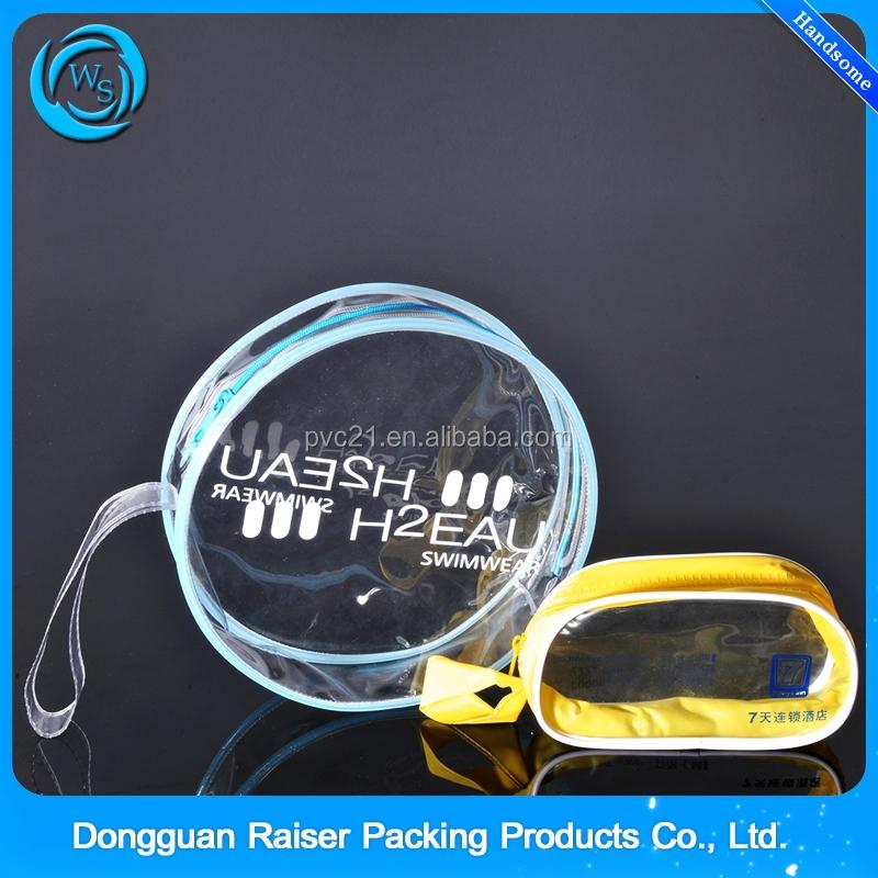 Custom waterproof drawstring pvc packing bag for iphone