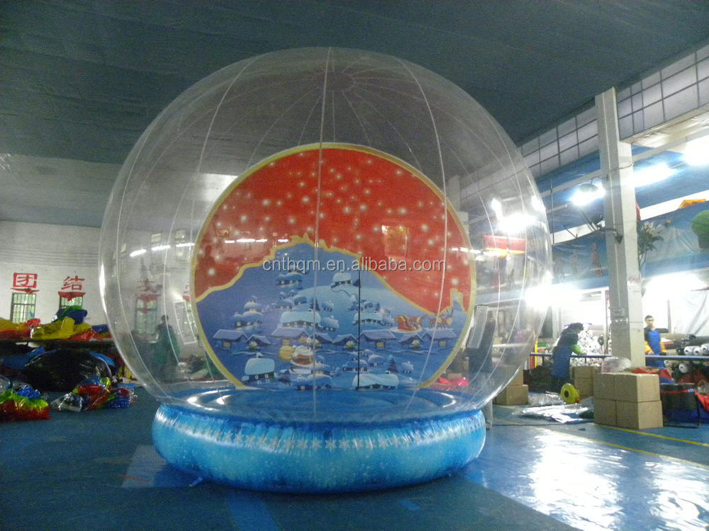 2014 inflatable clear dome tent,new design bubble tent