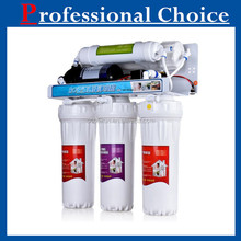 Auto flush type 5 stage ro water systems with uv for home use