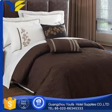 patchwork new style king ultrasonic bedding set
