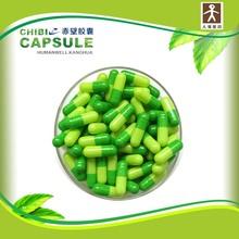 Medicine package empty piles capsule