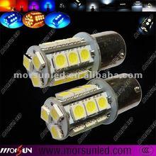 T20 1156 socket 18 pcs SMD led Reversing Light,led work lamp