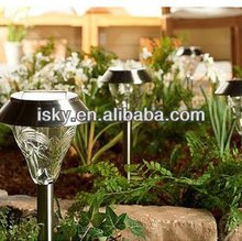 led solar light lamp Garden north light led garden