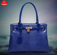 4 colors crocodile handbags wholesale Guangzhou factory