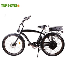 TOP E-cycle cheap 48v 750w comfortable electric bicycle wholesale