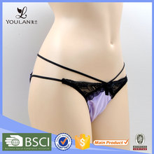 2024 Latest Moder Stylish Transparent Polyester High Class Girls Sexy Lingerie