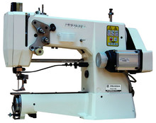 PLS-82 double needle japan juki high speed kinds of sewing ways stitch pattems heavy duty cylinder bed sewing machine price