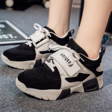 Good quality fshion design lace up comfort and breathable sneaker cheap ladies running shoes