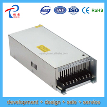 High Quality AC/DC switching mode power supply 220v 12v 50a with CE,ROHS