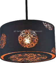 Laser Cutting Hollow Carved Pendant Lamp Shade Any Color You Want