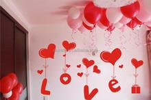 Wedding decorative wall stickers modern home decor