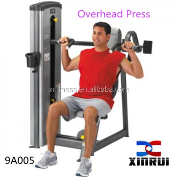 Seated Shoulder Press ...