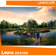 Natural Scenery Hotels Landscape Design