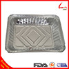Disposable Oblong Aluminum Foil Container For Health Food Packaging