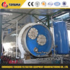 High efficient oil output tire pyrolysis oil recycling plant/waste tyre oil filtration recycling machine