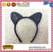 Halloween gift cat ears headband