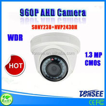 Indoor Plastic dome ahd camera, ccd camera module, products you can import from china