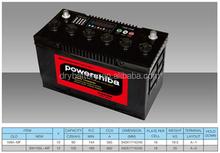 12v auto car battery for pakistan market