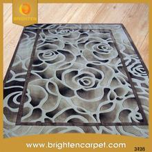 Best quality five star hotel fireproof hand tufted carpet
