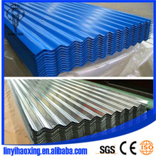 Color steel roofing with certification roof tile price