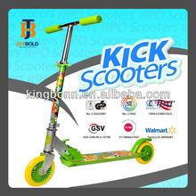 2015 new style folding Kick Scooter(EN71-1-2-3)
