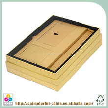 China wholesale websites natural kraft gift boxes