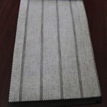 pas cher duba polyester fil de lin teints voilages pour baie vitr e. Black Bedroom Furniture Sets. Home Design Ideas