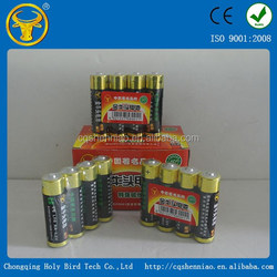 Family Use Quality Battery Highpower AAA/AA 1.5v Cell