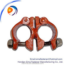 Types of 90 Degree Scaffolding Clamp Coupler
