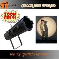 Led gobo projector 200W zoom profile spot ellipsoidal