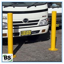 Safety Removable Barrier Posts