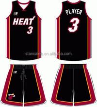 Wholesale custom cheap basketball Jersey/camo basketball uniform with sublimation