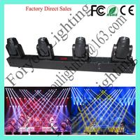 4x10w white leds or 4x12w quad leds design crazy Selling contemporary 4 in 1 12w led beam moving head lighting