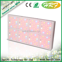 Led Plant Grow Light Wide Range Full Spectrum Led True Light 600w Led Grow Light With 3W Chip Led Panel Light Greenhouse Used